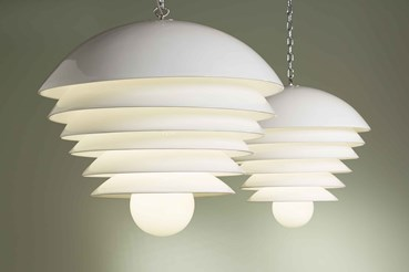 My Dishes Suspension Lamp