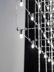 Universe Square Triple Suspension Lamp