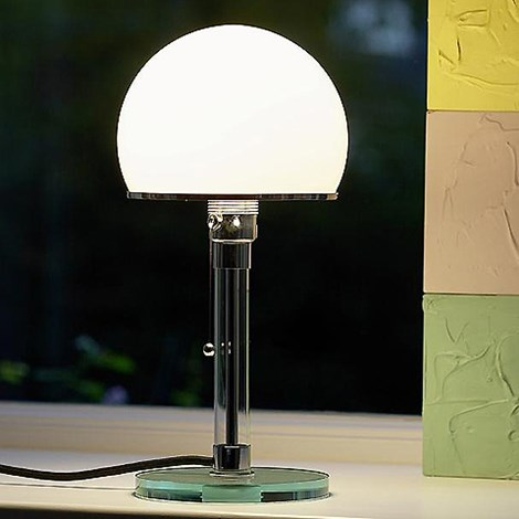 Wagenfeld table lamp 24 house o luv wagenfeld table lamp 24 aloadofball Gallery
