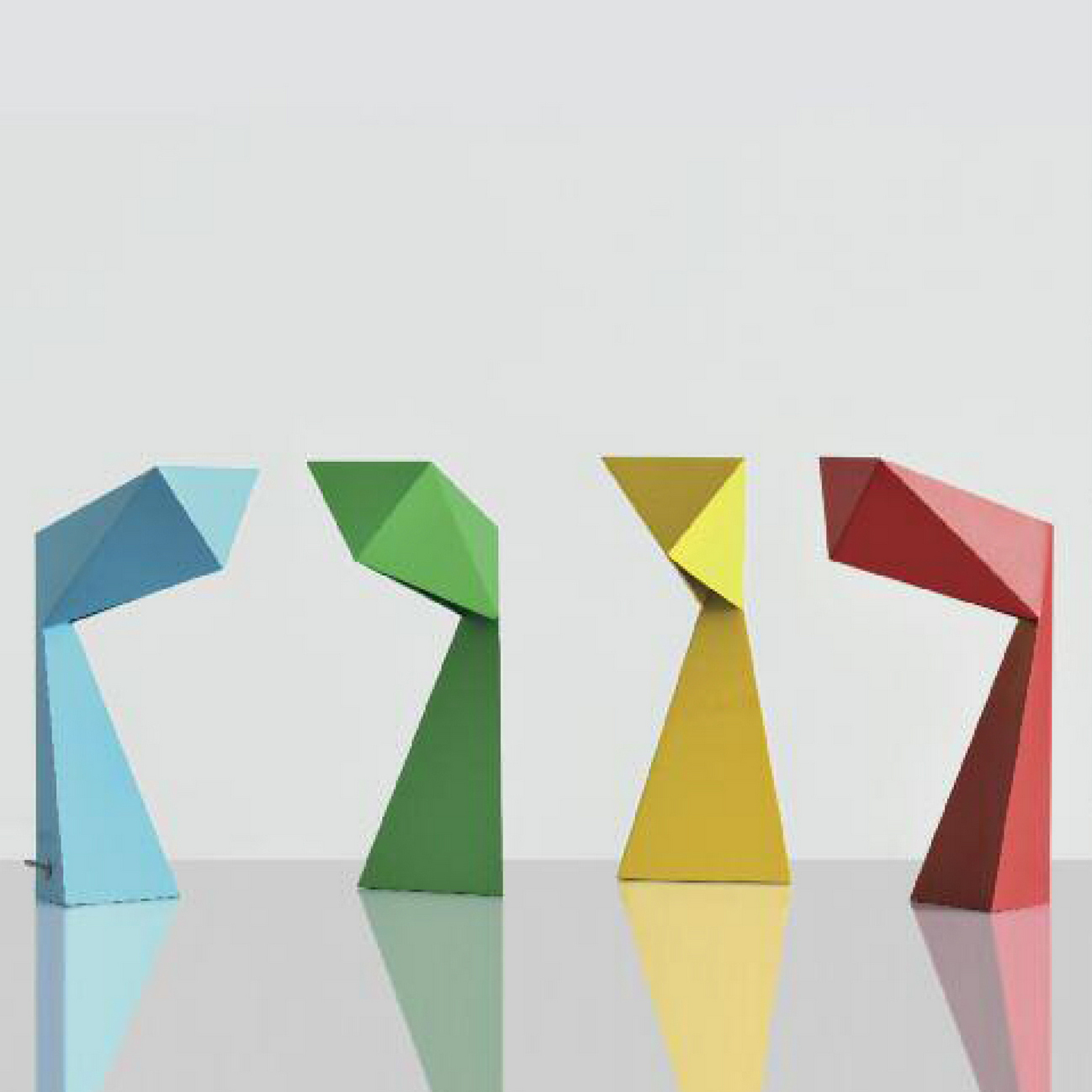 Origami Table Lamp Origami Table Lamp Origami Table Lamp ...