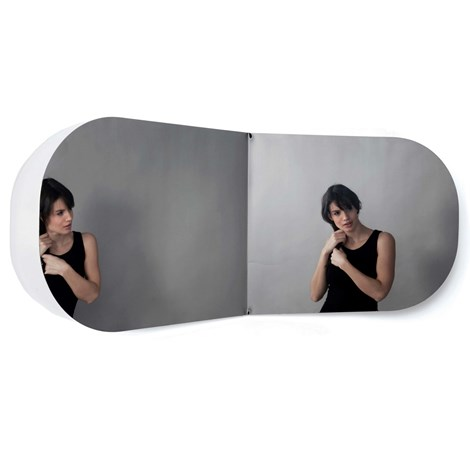 Image result for cutting space mirror