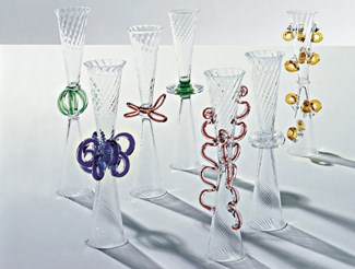 Bing Blown Glass