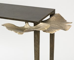 Gingko Console Table
