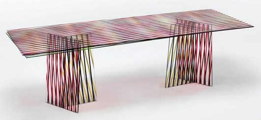 Crossing Dining Table