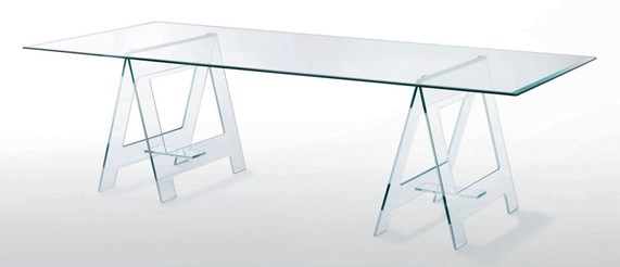 Don Cavalletto Dining Table