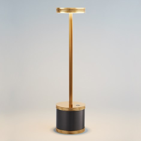 Luxciole Wireless Table Lamp House O Luv