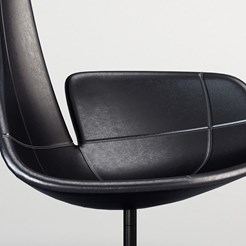 Fjord Relax Swivel Armchair